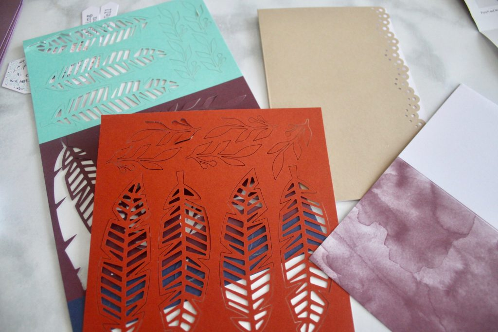 Paper Pumpkin October 2018 Subscription Review