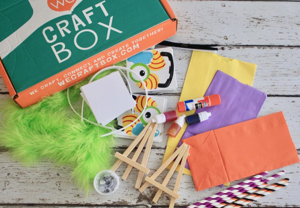 We Craft Box October 2018 Review + Exclusive $5.00 off Coupon