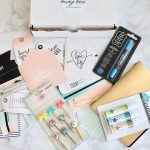 Busy Bee Stationery November 2018 Subscription Box Review