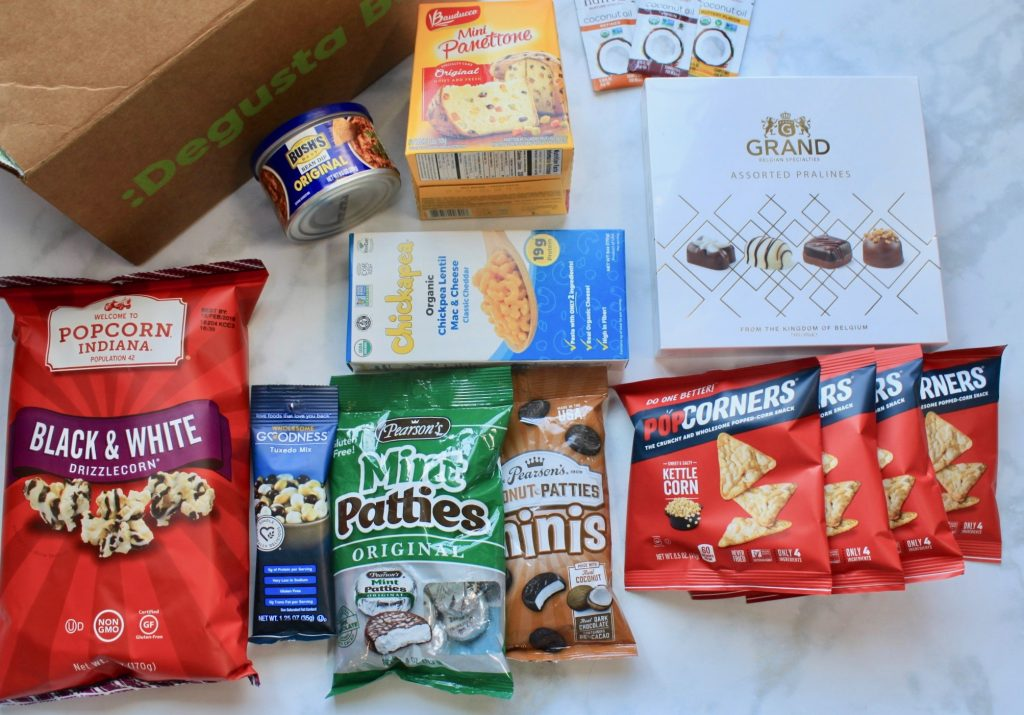 Degusta Box November 2018 Review + First Box $12.99 Coupon Code