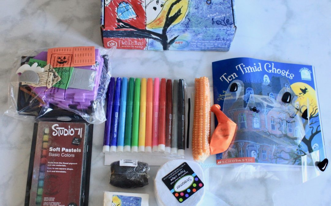 Kids Night In Box October 2018 Subscription Review + Coupon