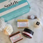 Sudzly October 2018 Natural Bath & Body Subscription Review