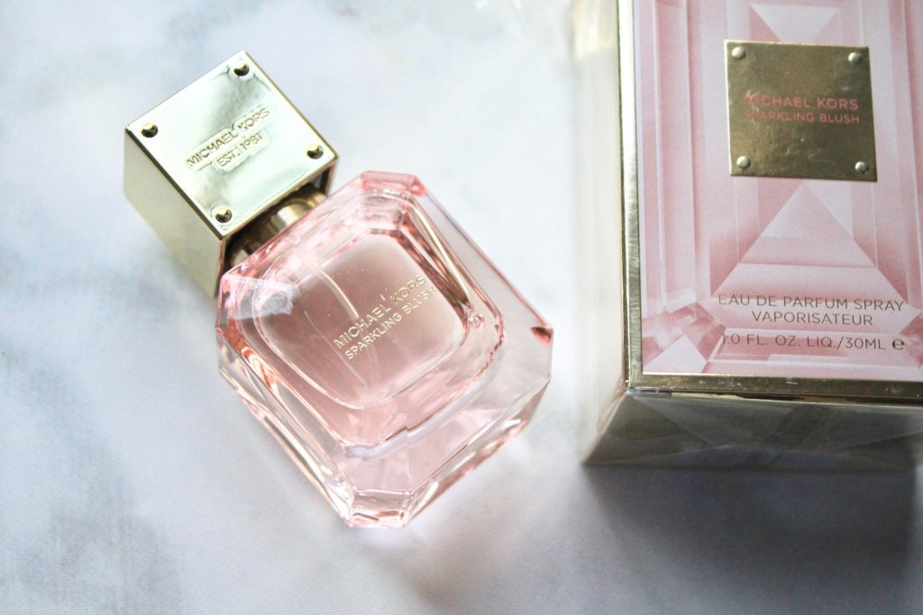 Michael Kors Sparkling Blush Review