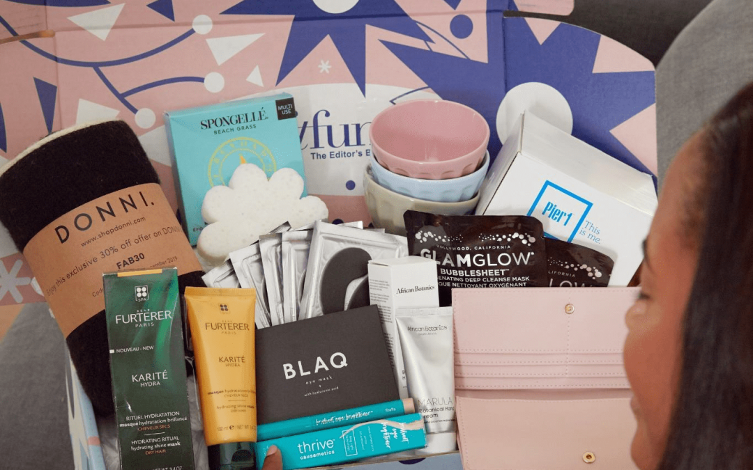 FabFitFun Flash Sale – Save 40% Off The Winter Editor's Box!