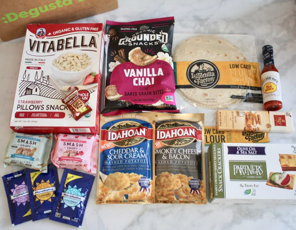 Degusta Box January 2019 Subscription Review + First Box Only $12.99 Coupon