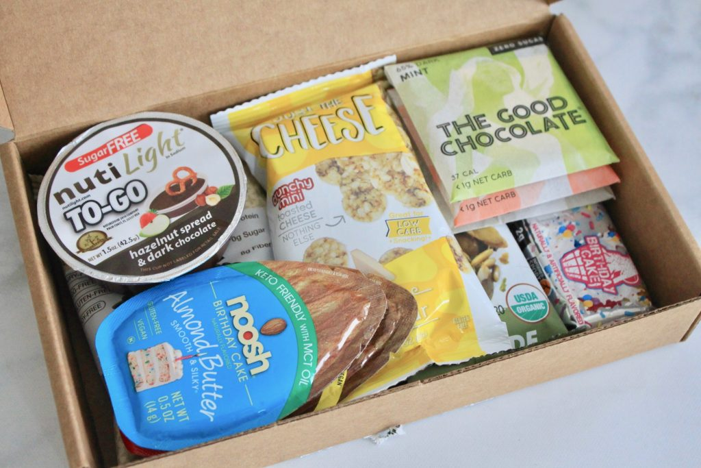 Sleek Treat January 2019 Subscription Box Review