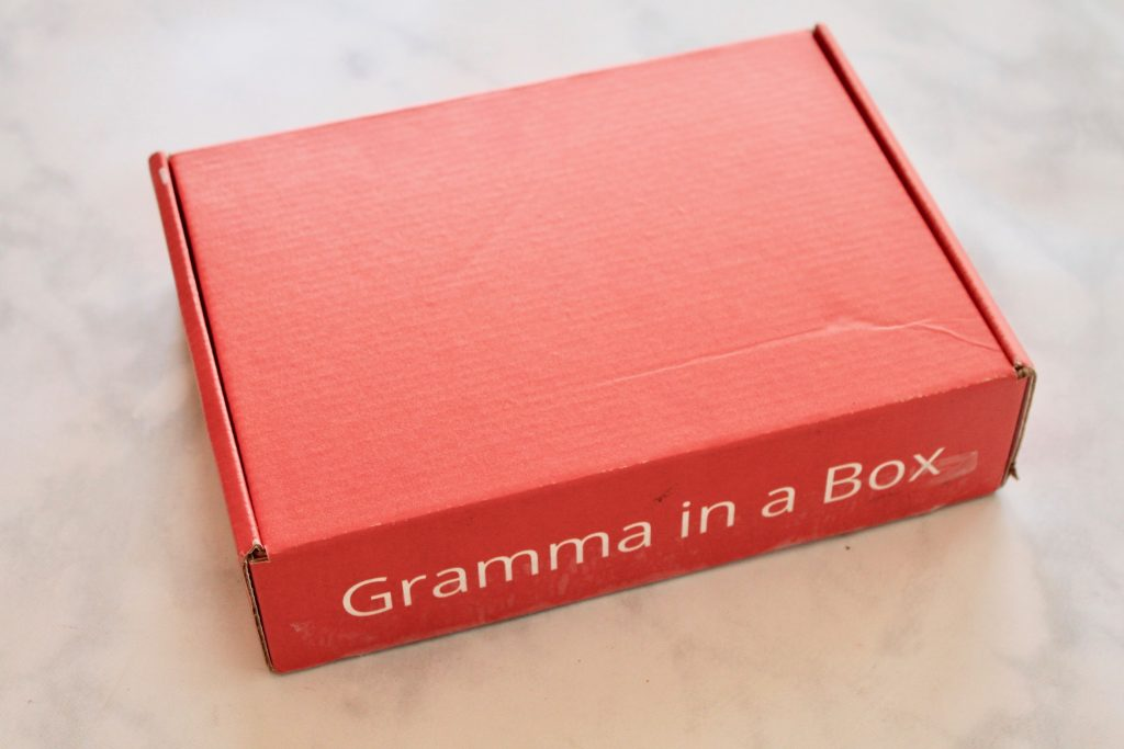Gramma In A Box February 2019 Subscription Review + $10 Off Coupon Code