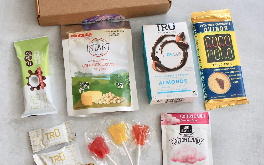 Sleek Treat February 2019 Subscription Box Review