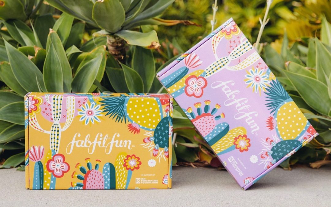 FabFitFun Spring 2019 Spoiler #2 + $10 Coupon Code