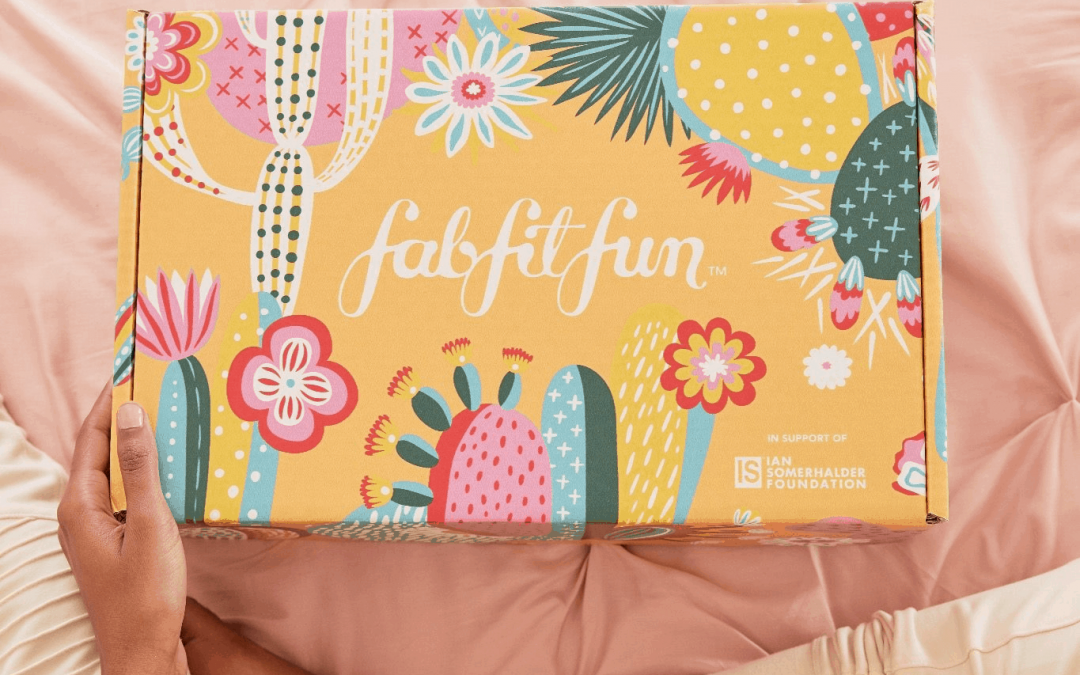 FabFitFun Spring 2019 Customization Spoilers + $10 Off Coupon Code