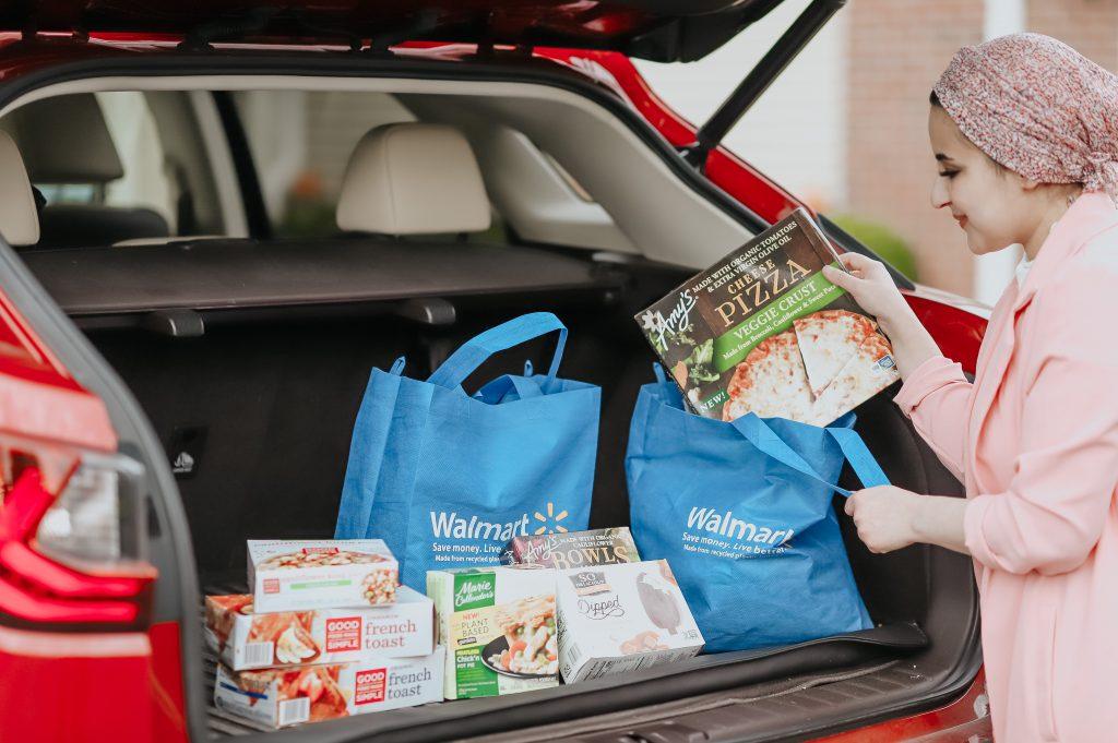 Walmart Grocery haul