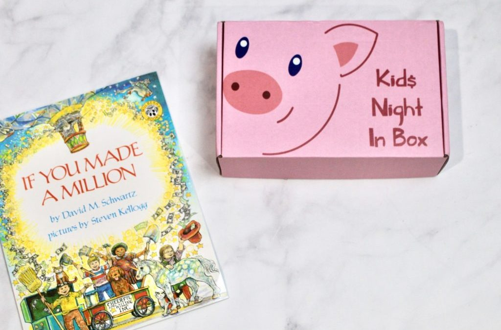 Kids Night In Box May 2018 Subscription Review